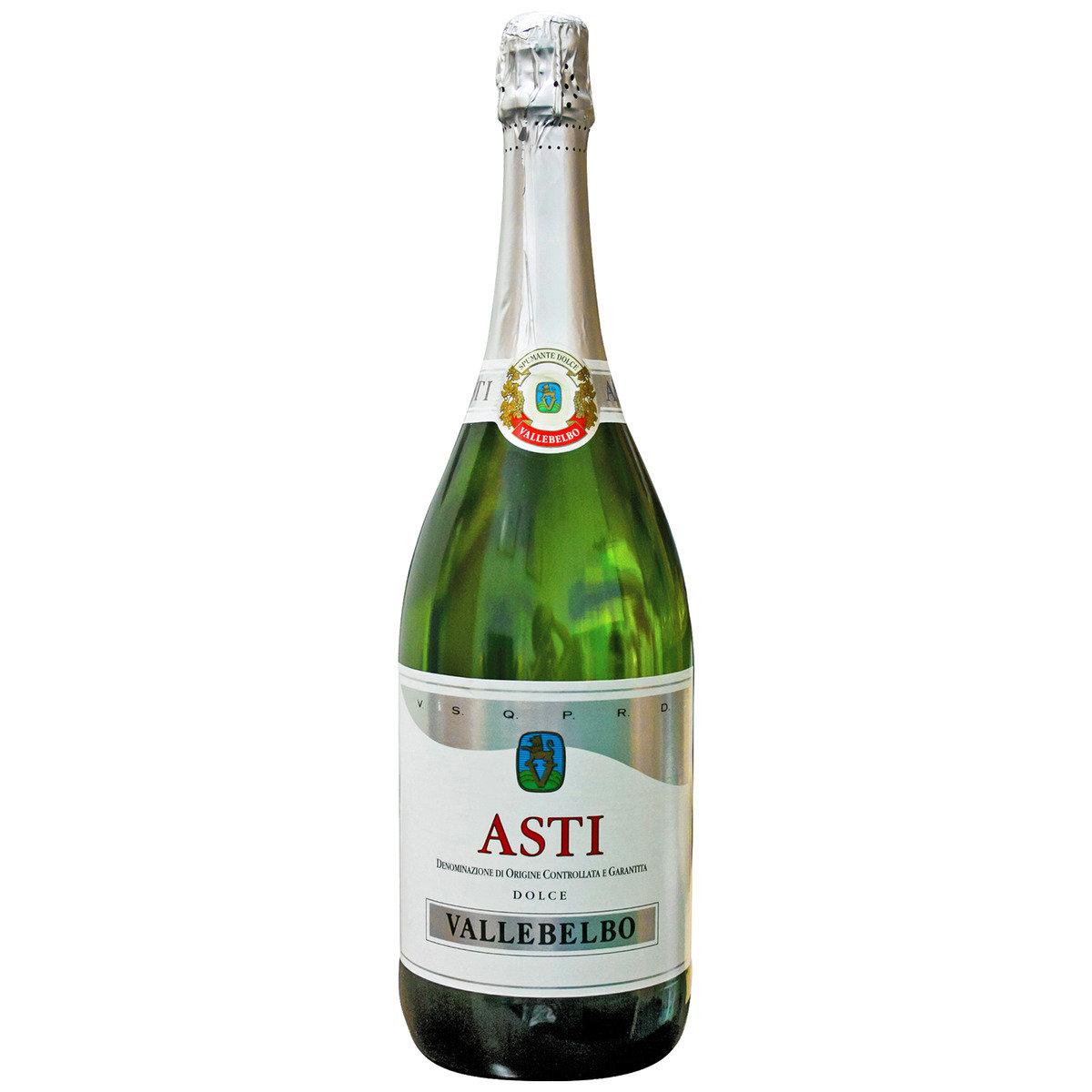 Vallebelbo Asti  Spumante Sparkling Sweet 1.5L