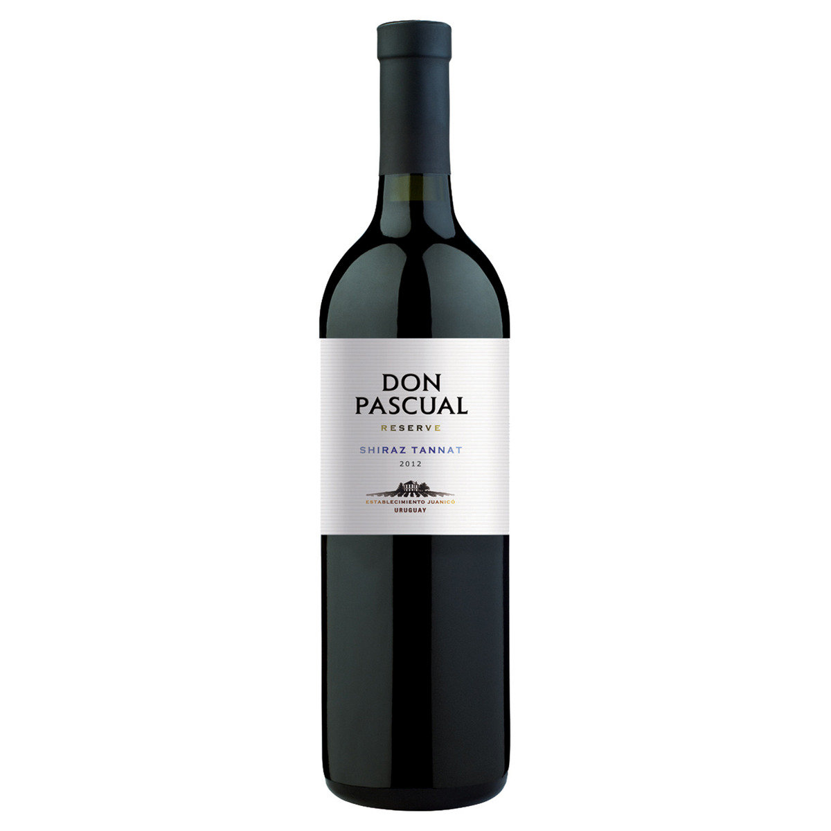 Don Pascual Shiraz Tannat Reserve 12' 750ml
