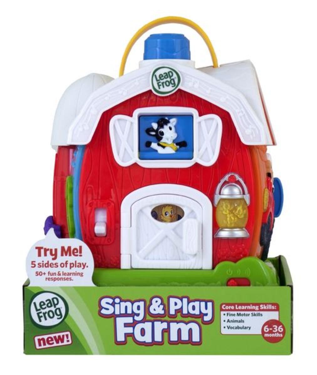 唱唱玩玩農場
