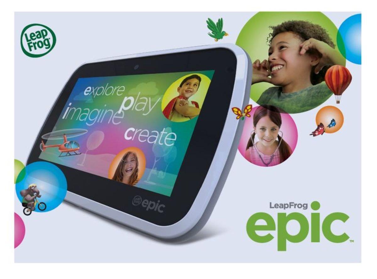 兒童平版電腦 (新貨贈品: 16GB MicroSD card)