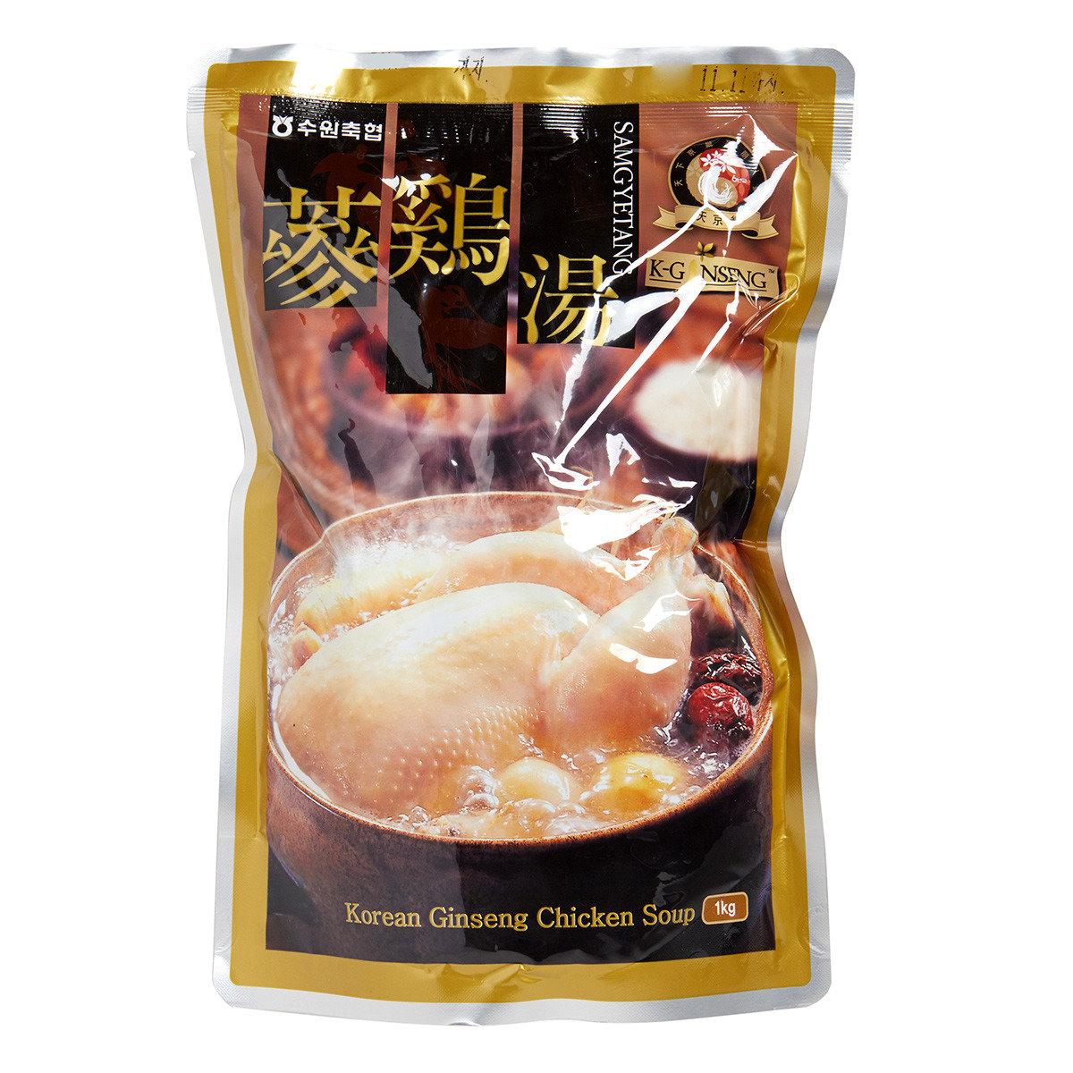 蔘雞湯 1kg