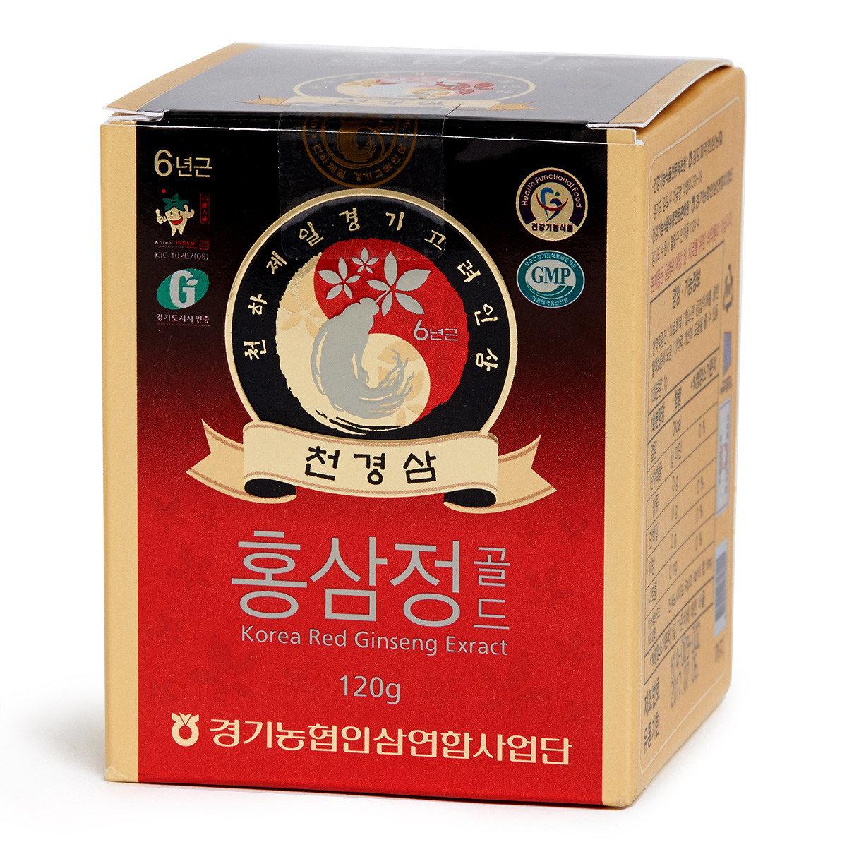 紅蔘精(120g)