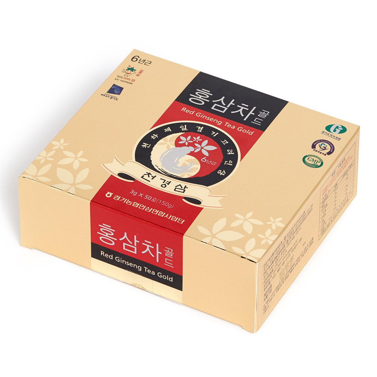 紅蔘茶 [3g x 50袋]
