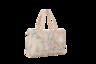 經典牛奶地圖波士頓手挽包 (小)