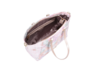 經典粉紫地圖單肩包 (大)