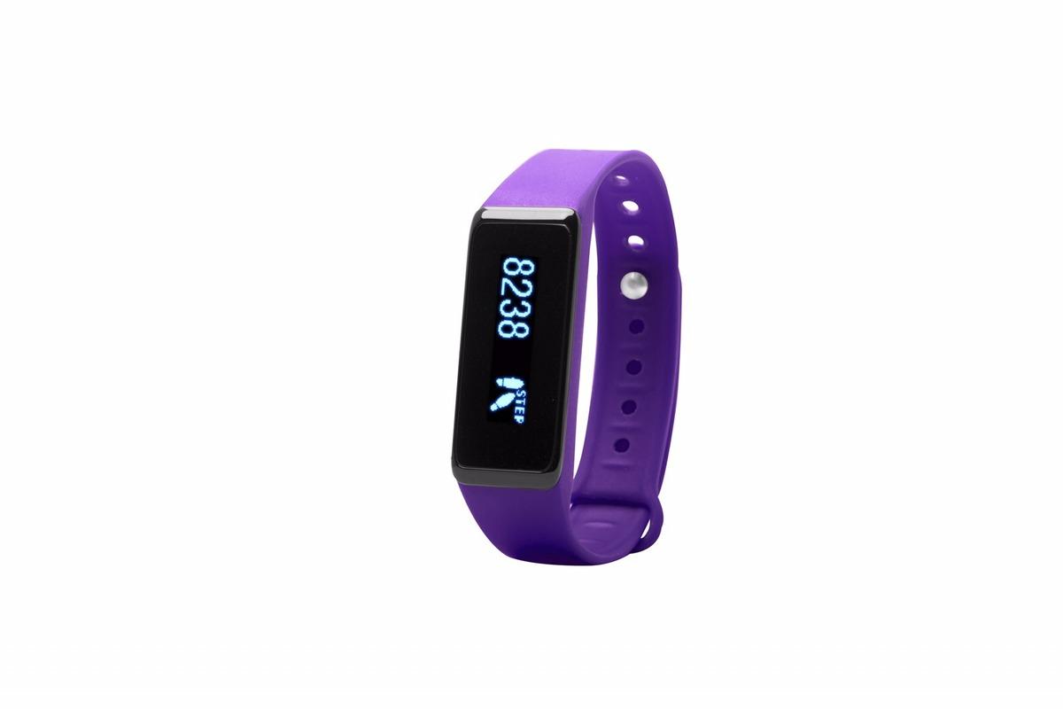 Archon Touch智能健康手環 - 紫色