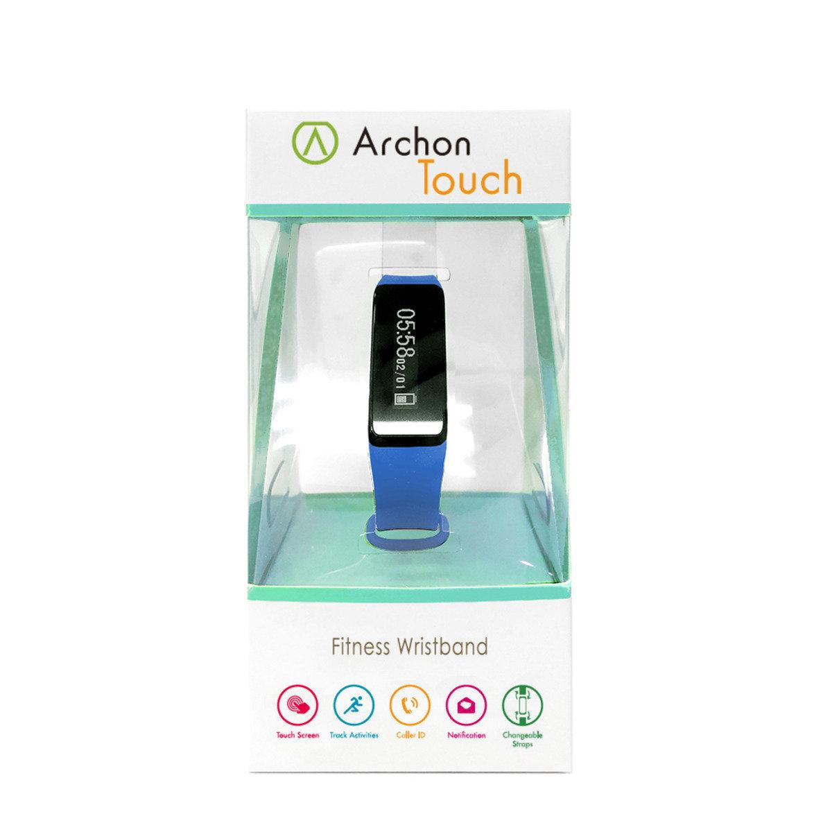 Archon Touch智能健康手環 - 藍色