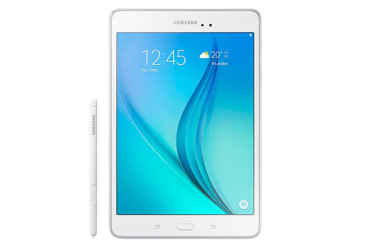 """三星 Galaxy Tab A (8"""") Wi-Fi  白色"""