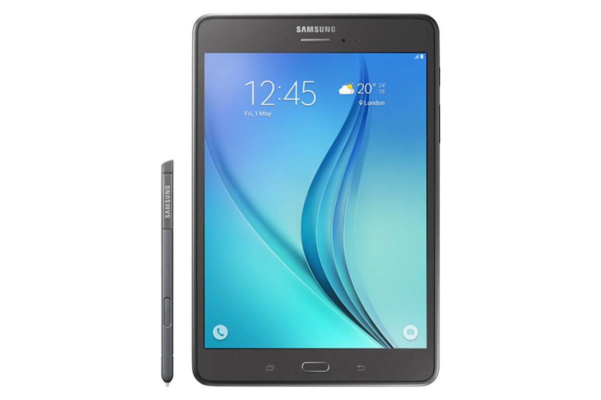 """三星 Galaxy Tab A (8"""") LTE  鈦灰色"""