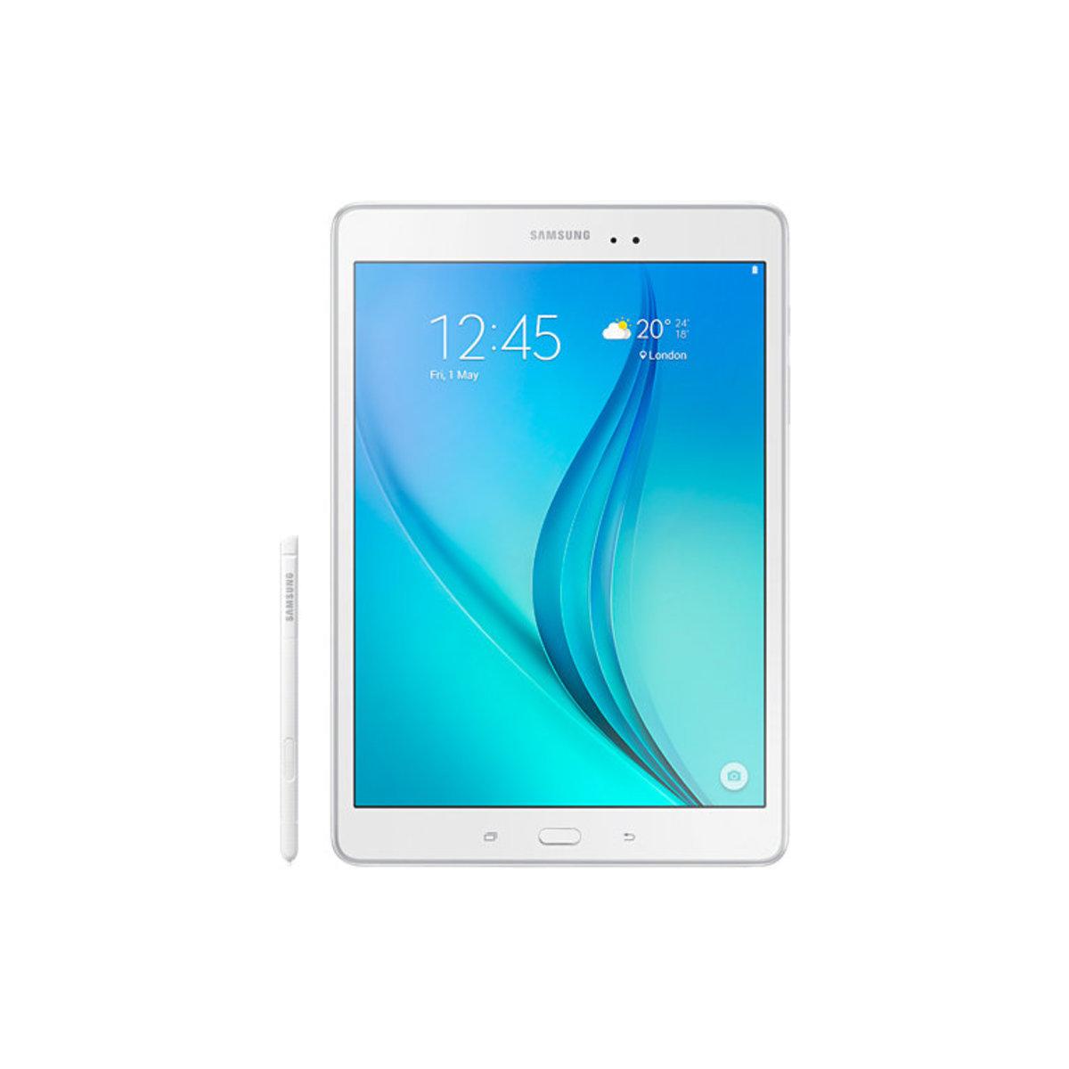"""三星 Galaxy Tab A (9.7"""") Wi-Fi  白色"""