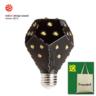 Nanoleaf Bloom 環保燈膽 6000K 黑色 (每一訂單, 均附送帆布環保購物袋乙個, 送完即止!)