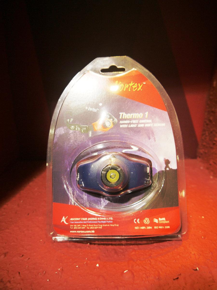 Led VortexOutdoor Sensor Lampthermo Head One BlueHktvmall EH9IYW2eD