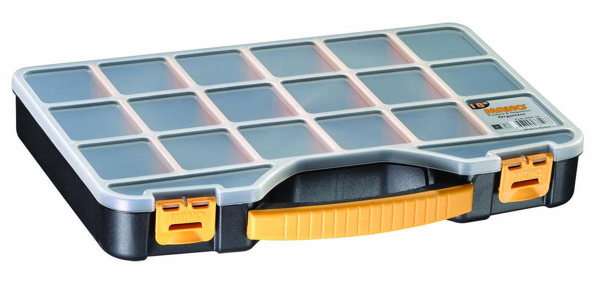 ORG-18 MANO 多格收納工具盒 (20格)