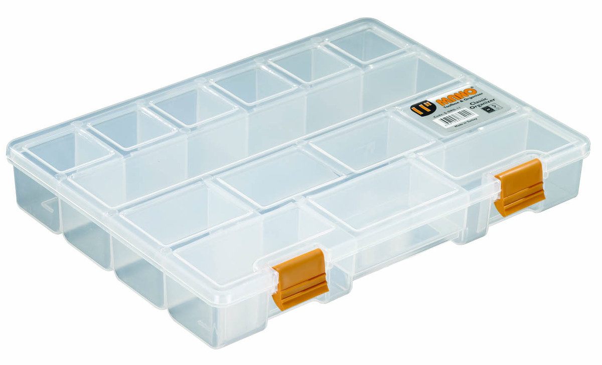 S-ORG-11 MANO 多格收納工具盒 (14格)