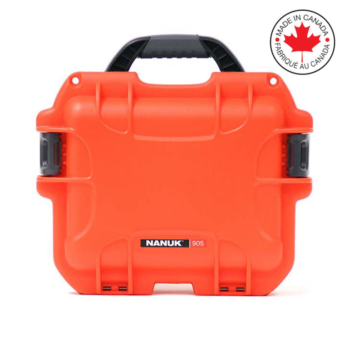 905 高級多用途三防保護箱連海綿-橙色(加拿大製造)