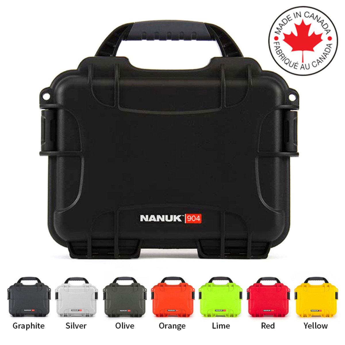 904 高級多用途三防保護箱連海綿-8色選(加拿大製造)