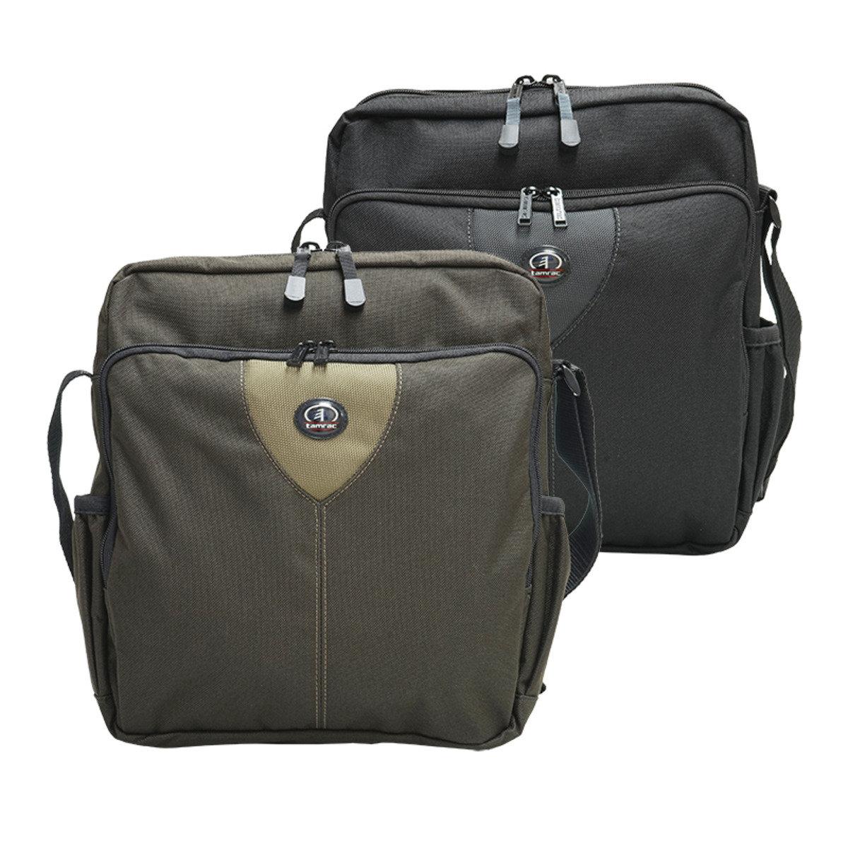 (美國)TAMRAC P155  多用途拉鍊斜孭袋(尼龍質料) 2色選