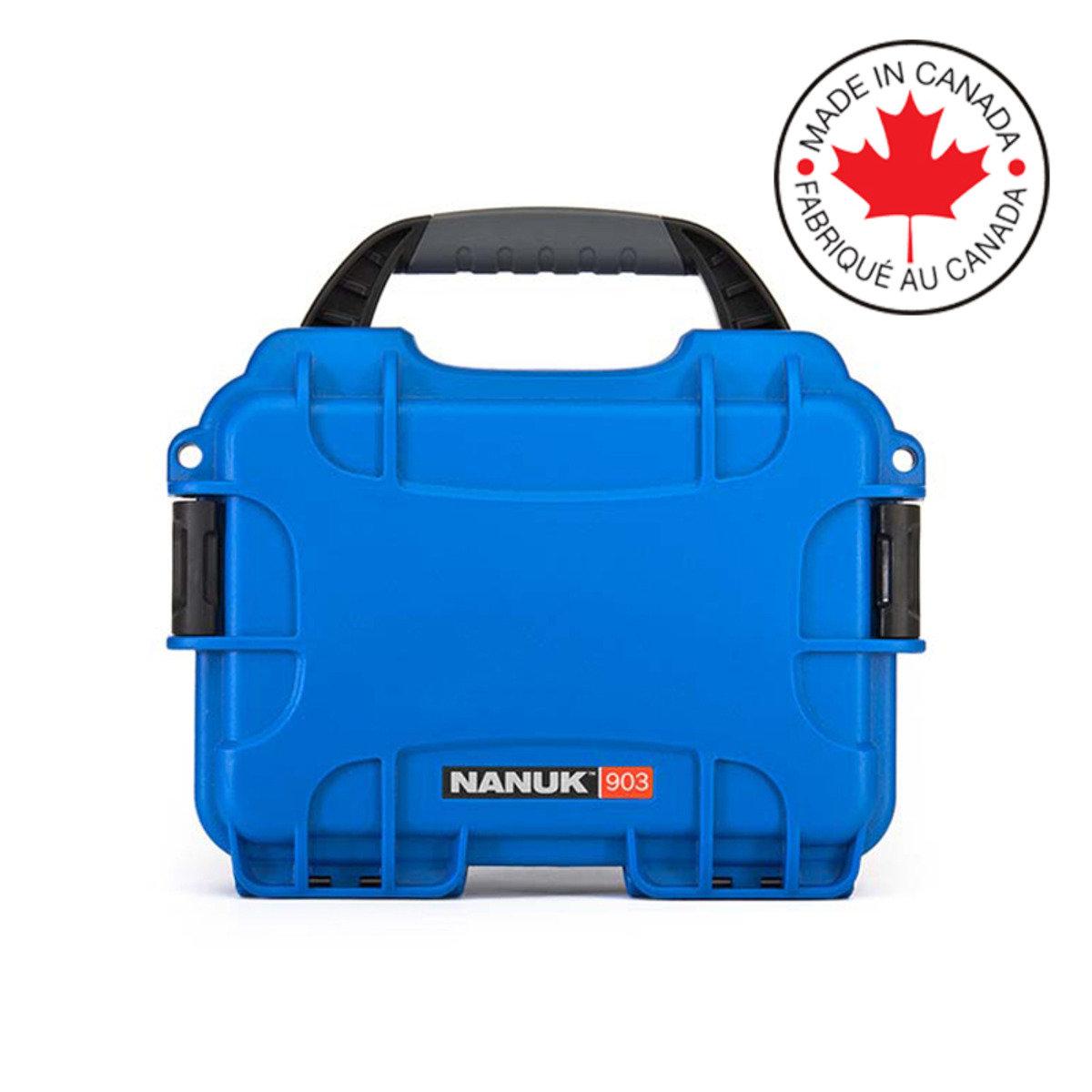 903 高級多用途三防保護箱連海綿-藍色(加拿大製造)