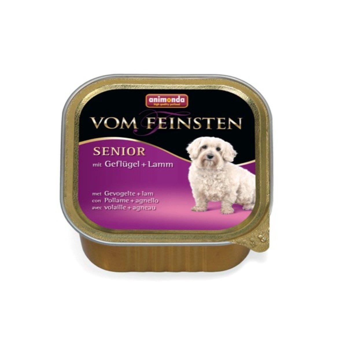 德國 高齡犬配方 (雞肉+羊肉) 150g