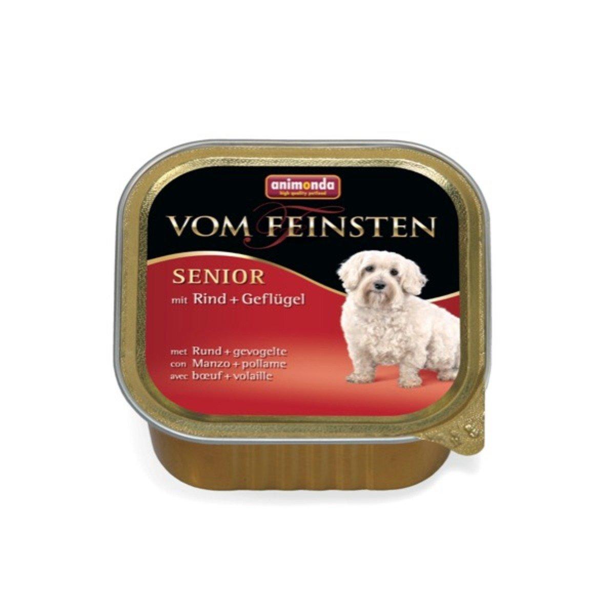 德國 高齡犬配方 (牛肉+雞肉) 150g