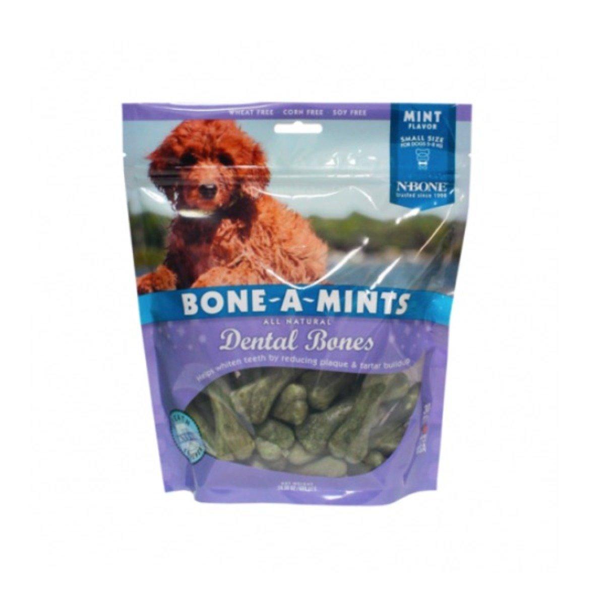 美國 BONE-A-MINTS 薄荷味潔齒骨家庭裝(細)24.3oz