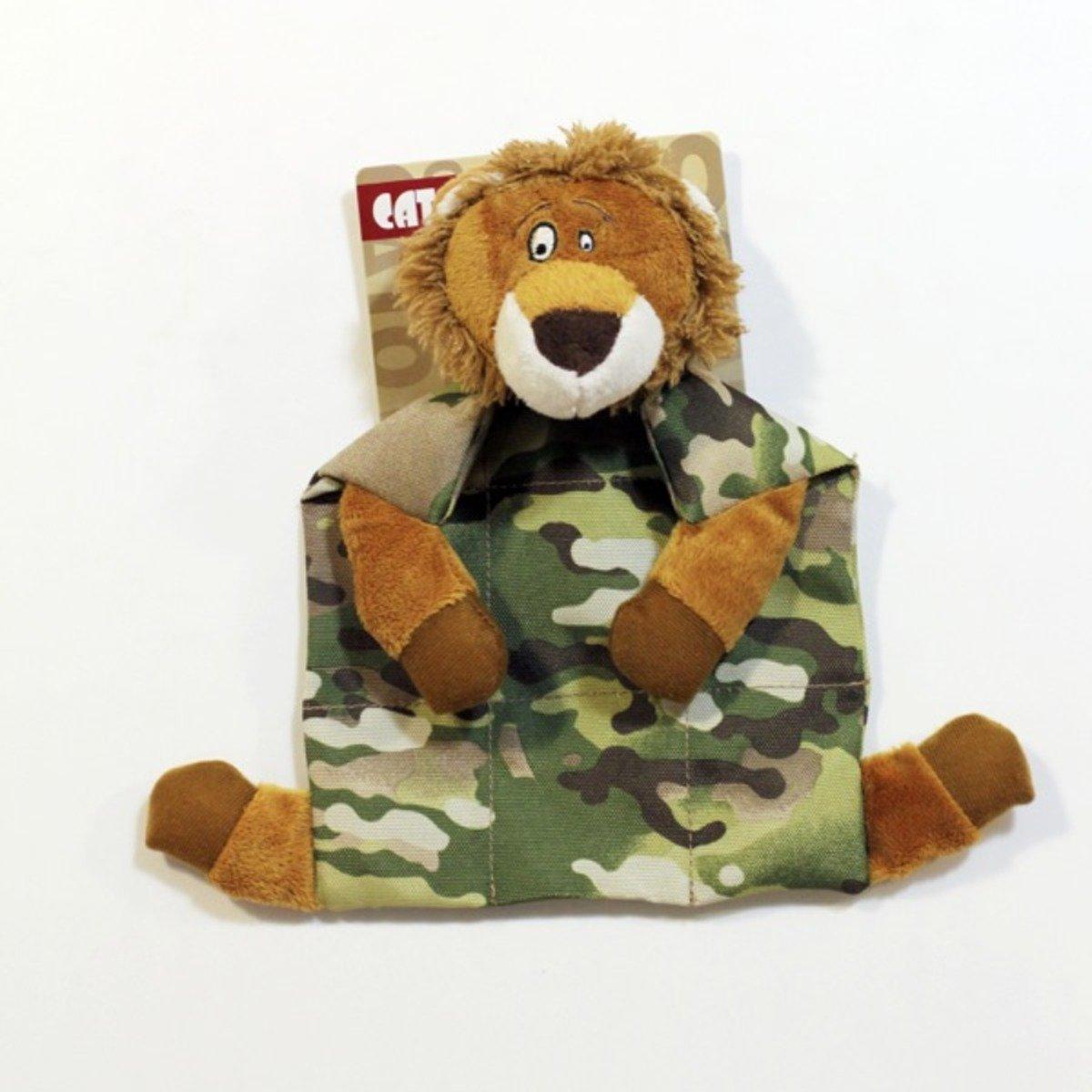 Love Pet 迷彩獅子咇咇玩具