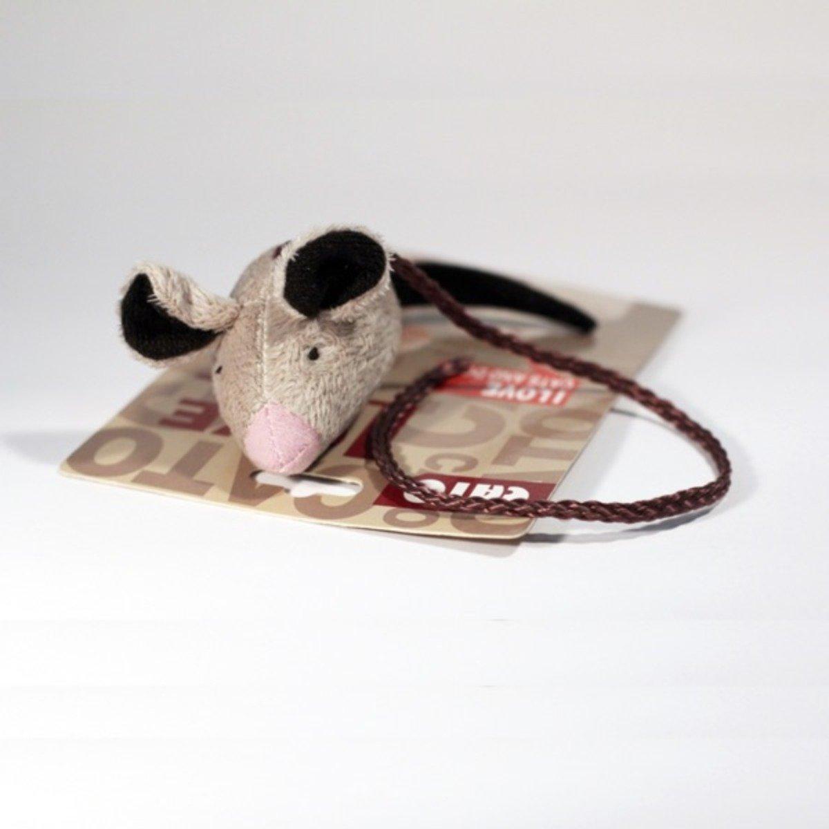 Love Pet 小老鼠逗貓玩具