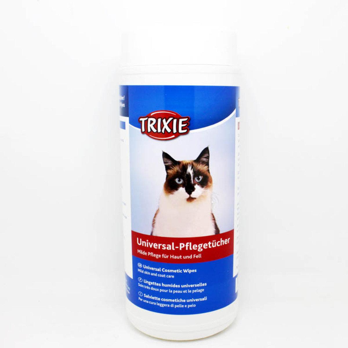 Trixie 寵物用濕紙巾(50片裝)