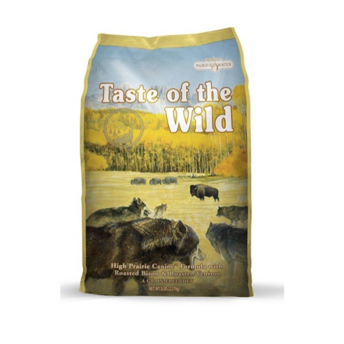美國 TOW無穀物烤野牛+烤鹿肉配方5lbs