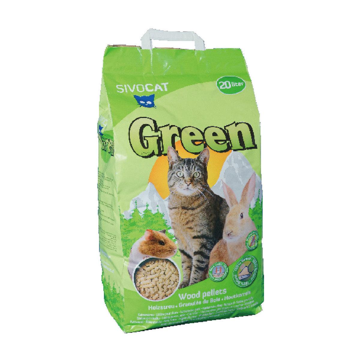 比利時寵物天然環保木砂10.8kg