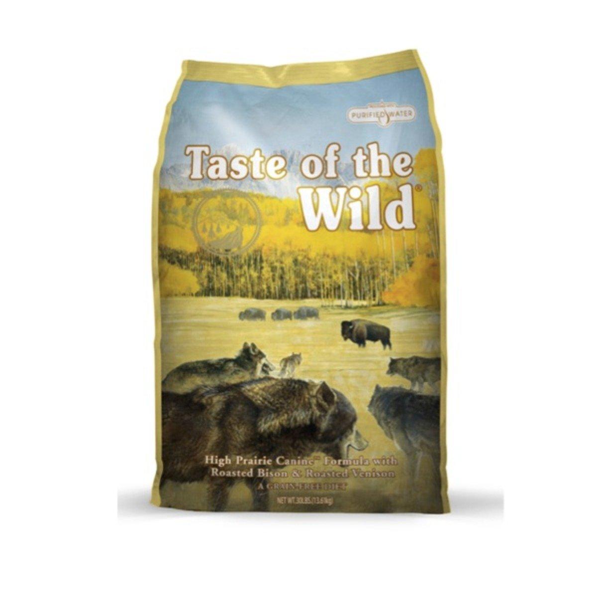 美國 TOW無穀物烤野牛+烤鹿肉配方30lbs