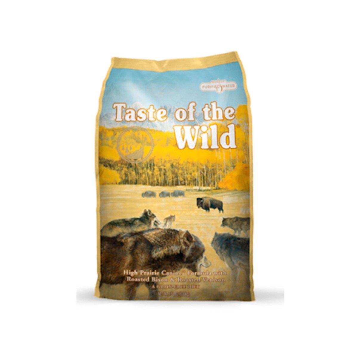 美國 TOW無穀物烤野牛+烤鹿肉配方15lbs
