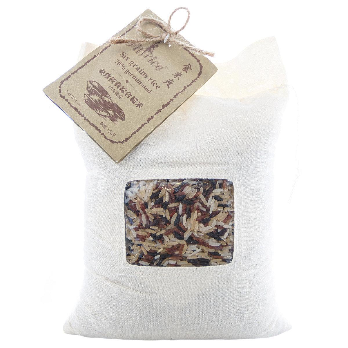 泰珍營養綜合糙米