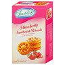 草莓果醬夾心餅
