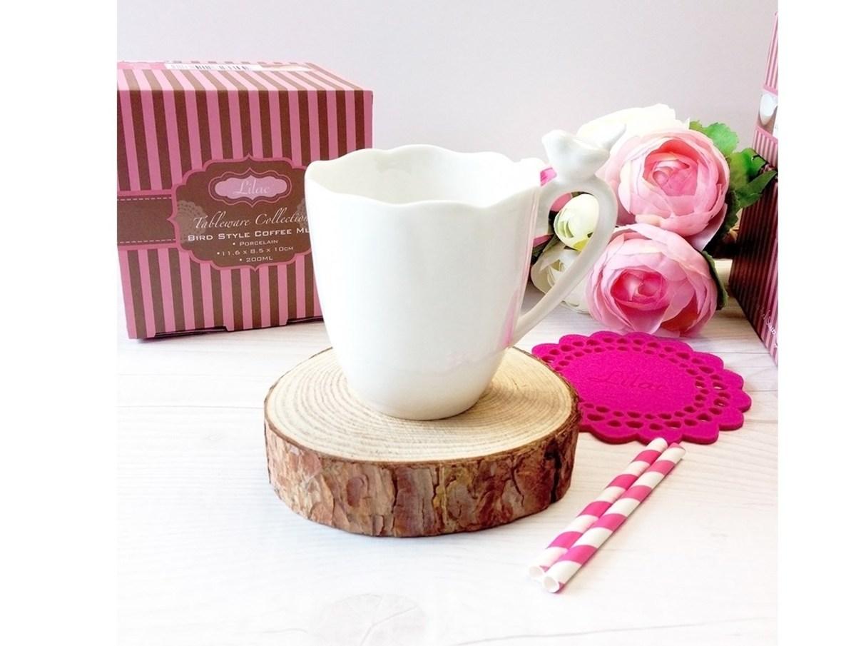 小鳥咖啡杯 (200ML)