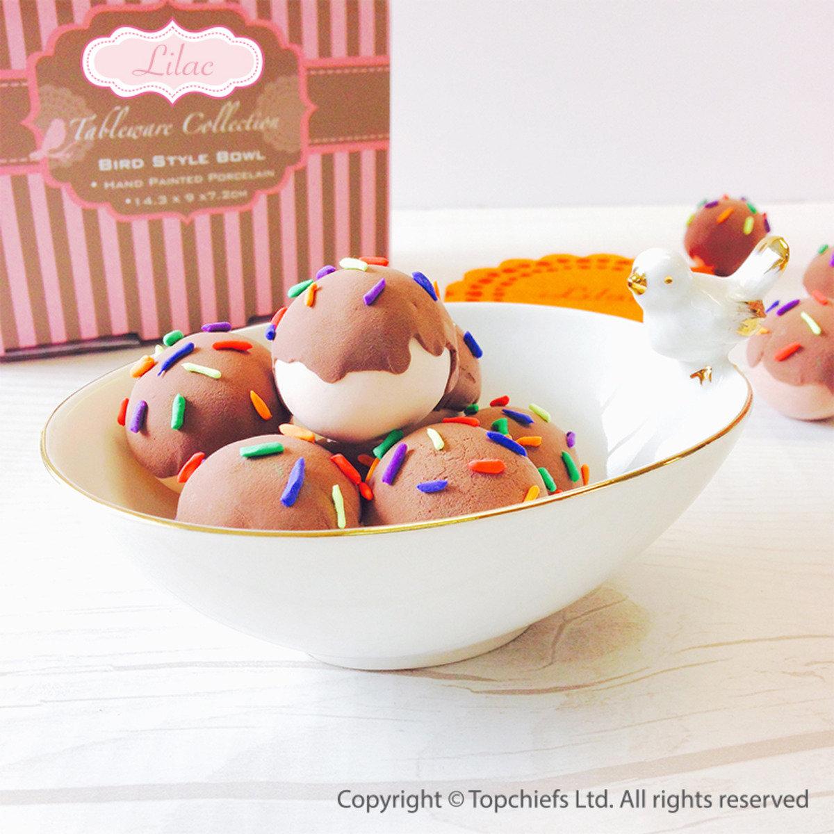 小鳥雪糕碗/ 飾物盤/ 肥皂盤