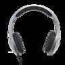 Velodyne vLeve On-Ear Headphones Silver