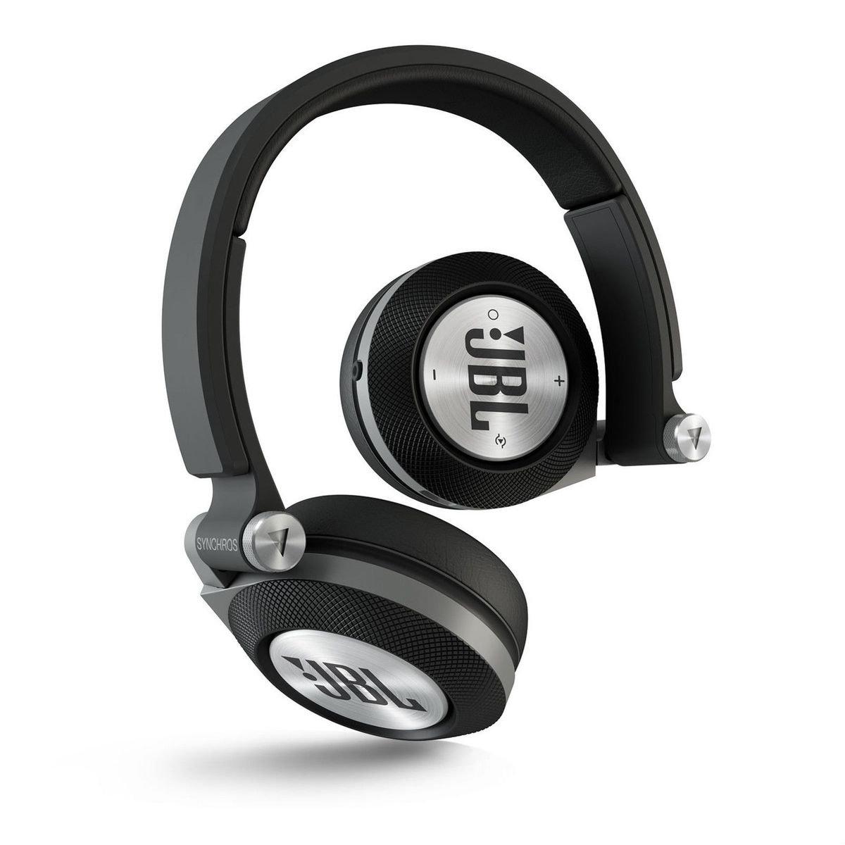 JBL Synchros E40BT Bluetooth Over-ear Headphones Black
