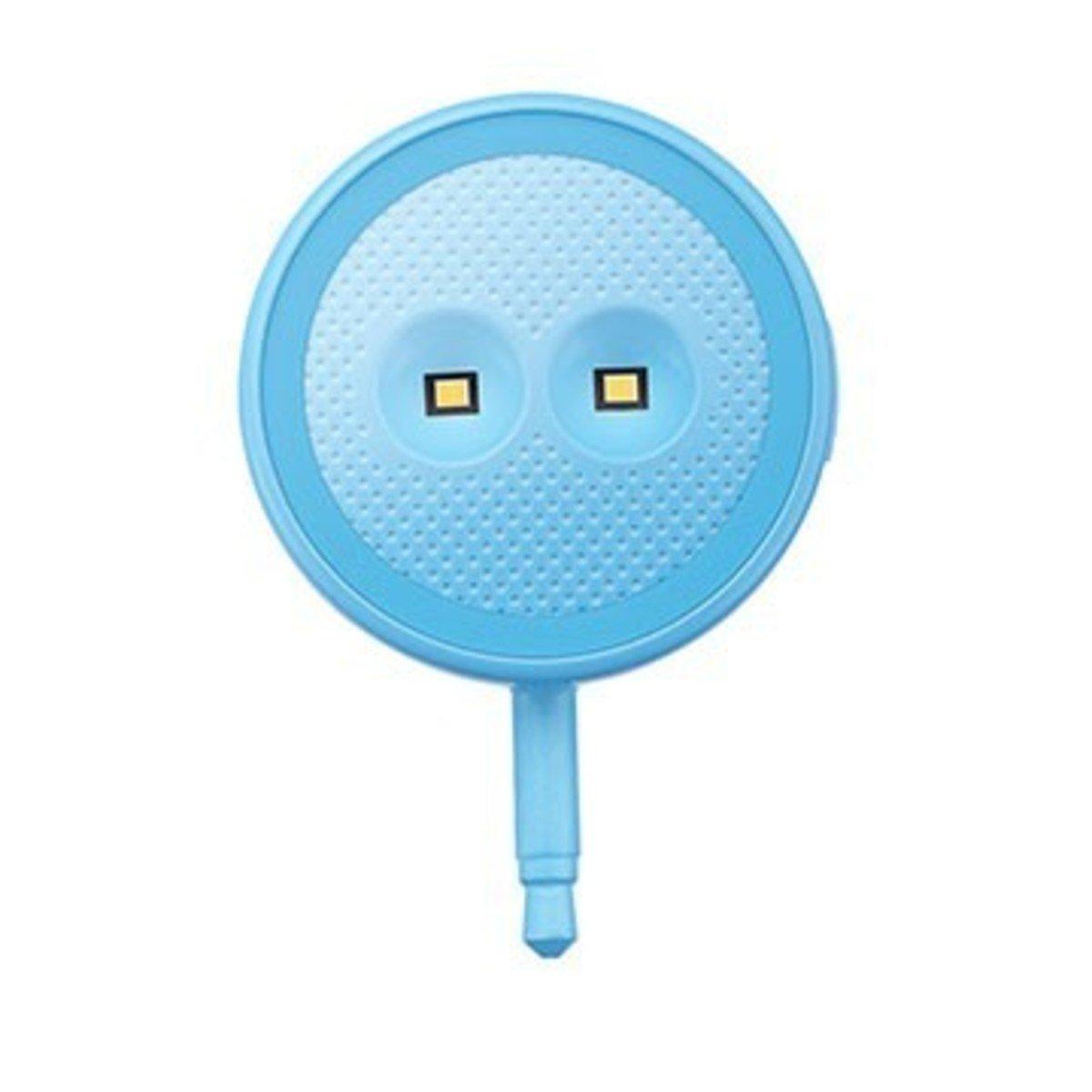 LOLLIFLASH 雙色溫 LED 補光燈 - 藍色