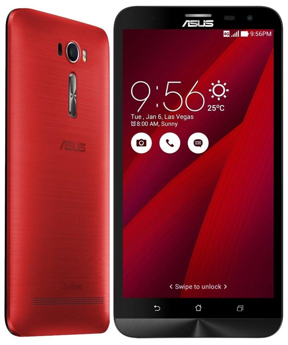 Asus Ze601klzenfone 2 Laser Red Hktvmall Online Shopping Case Ze601kl