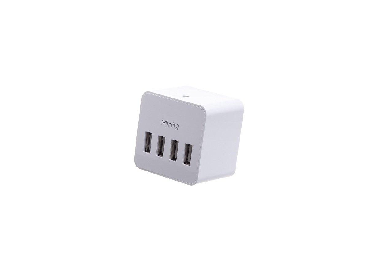 MiniQ 迷你充電器 CS-Cube - 白色