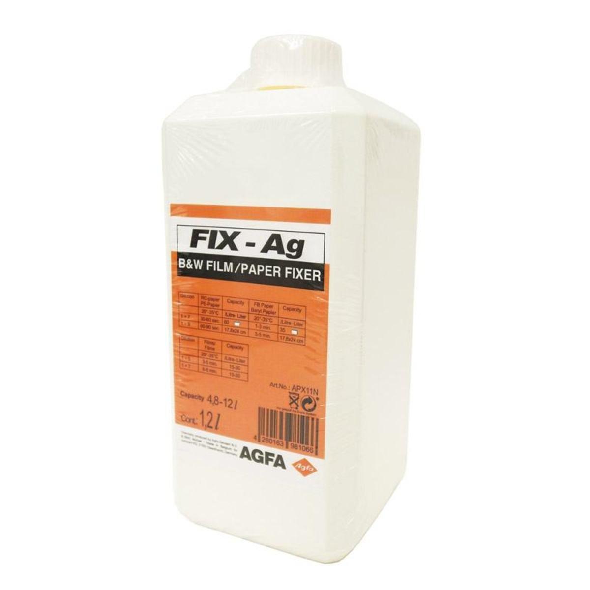 Agfa Gavert FIX-Ag 定影劑 1.2L