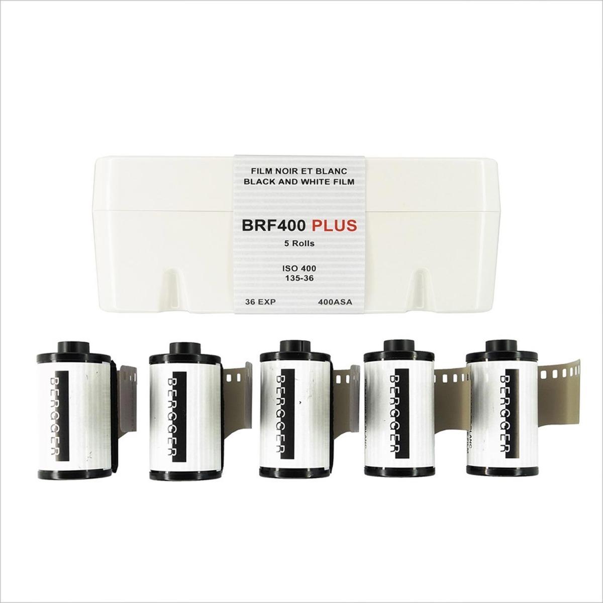 BRF400 Plus 5 Rolls w/JCH Bundle