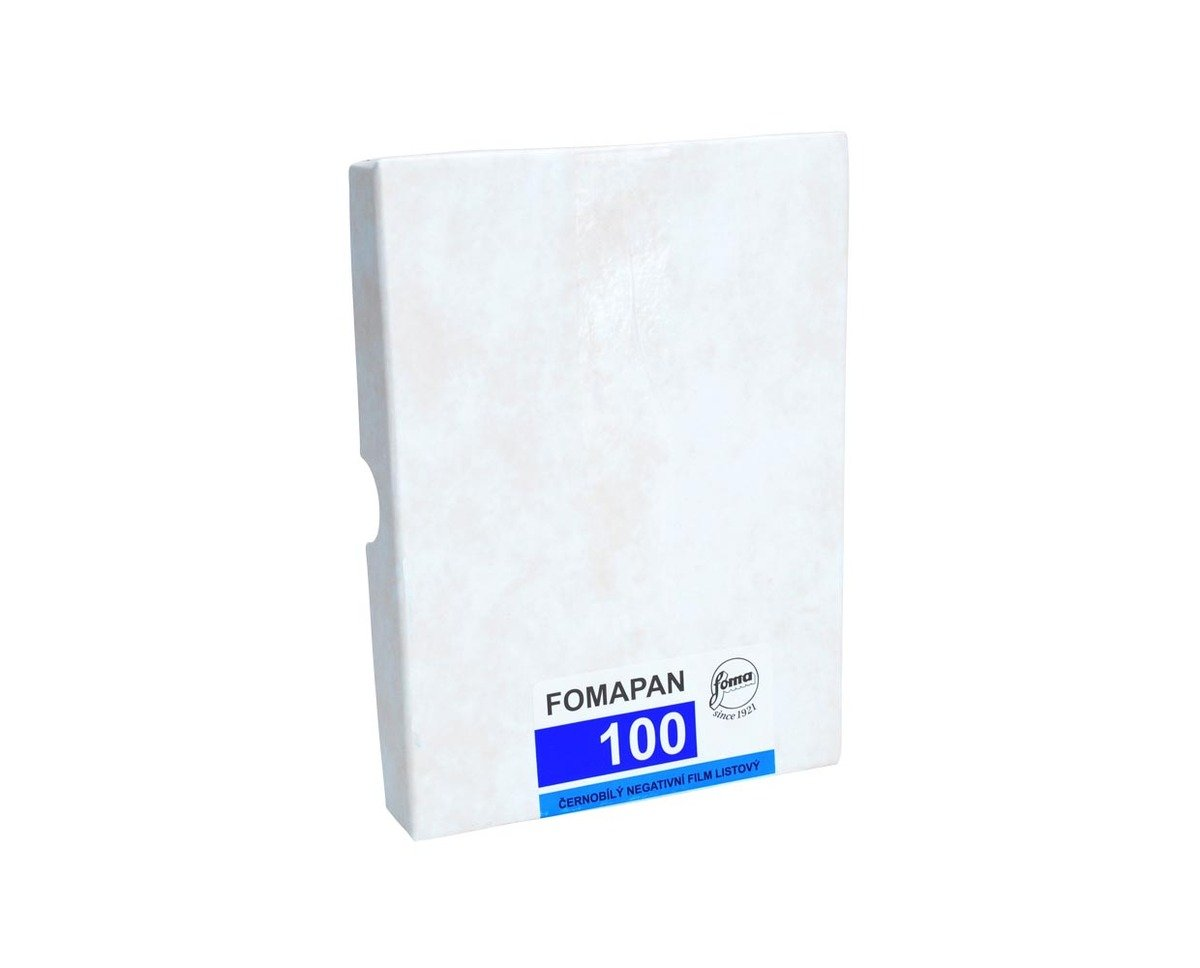 "Fomapan 100 Classic 8x10"""