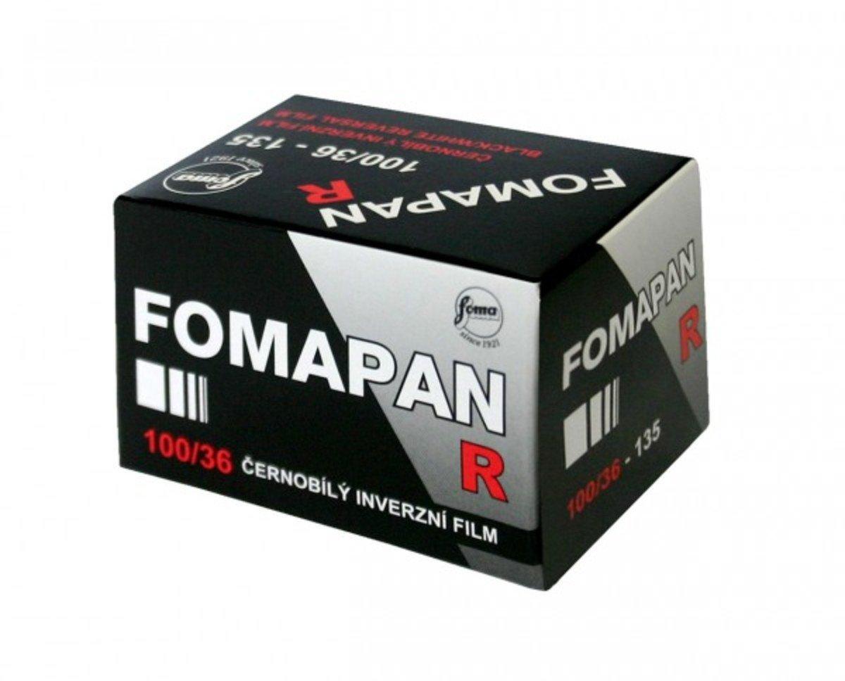 Fomapan R 100 B&W Reversal 135-36