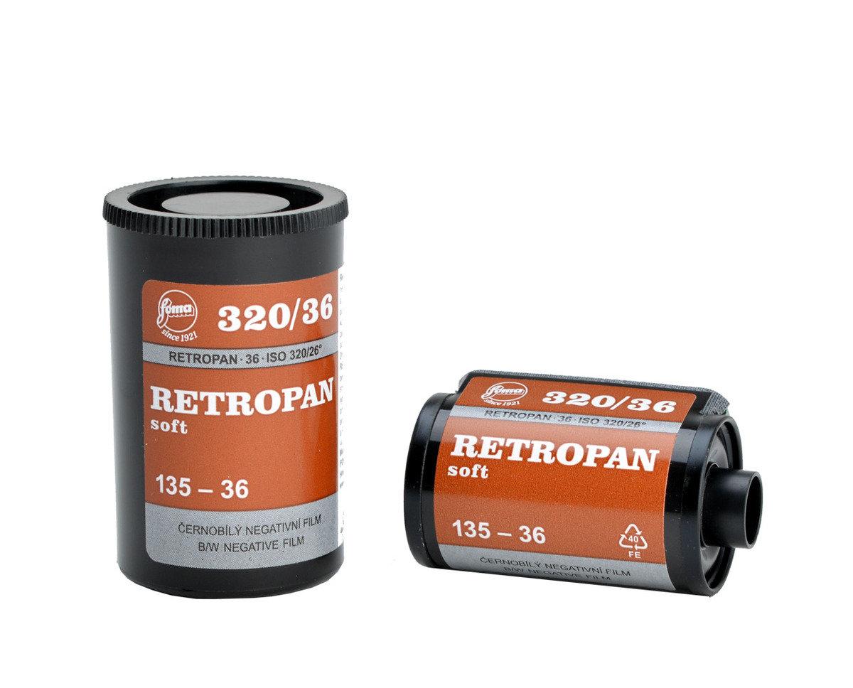 Retropan 320 Soft 135-36
