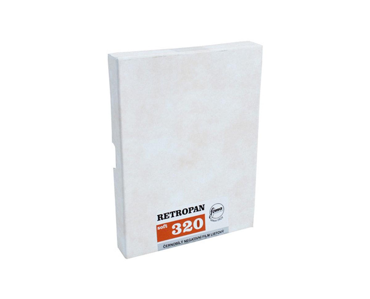 "Retropan 320 Soft 4x5"""