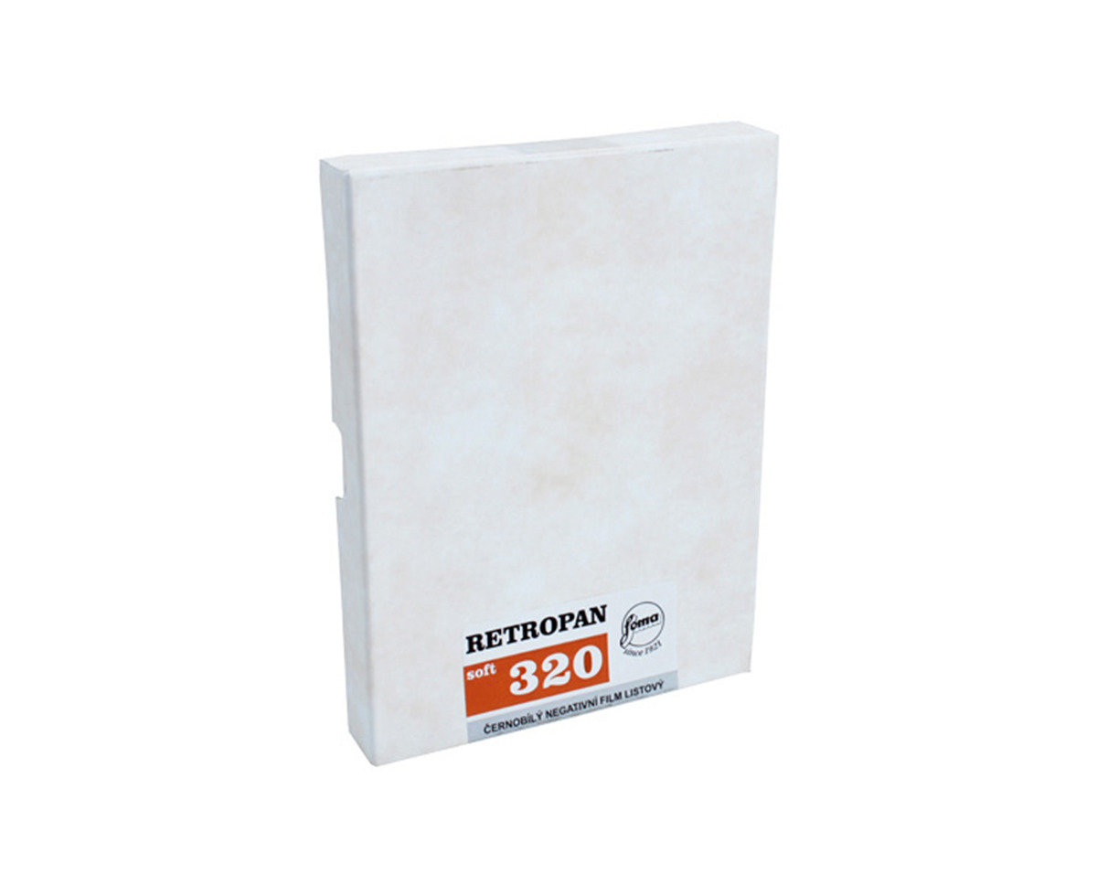 "Retropan 320 Soft 8x10"""