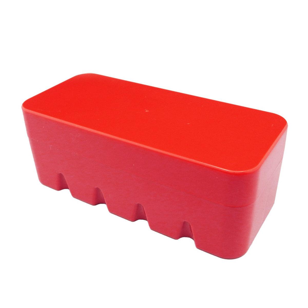 菲林盒 35mm 10筒裝 (紅色)