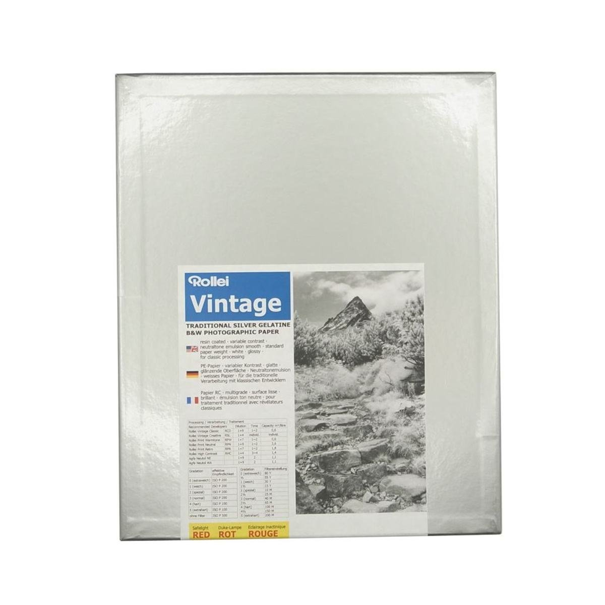 "Vintage 311 RC 8x10"" 光面相紙"